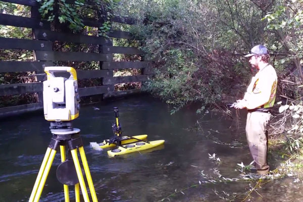 hydrone rcv bathymetric survey